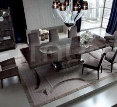 Стул с подлокотниками 4020 фабрика Giorgio Collection