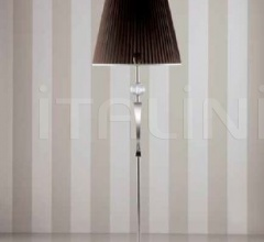 Торшер Kelly 3 floor lamp with brown shade фабрика Giorgio Collection
