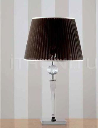 Настольная лампа Kelly 2 lamp with brown shade Giorgio Collection