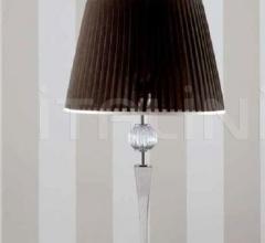Настольная лампа Kelly 2 lamp with brown shade фабрика Giorgio Collection