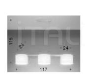 Подвесной светильник Venus 9002/3SG IDL Export