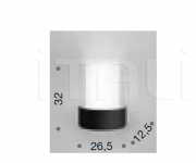 Настенный светильник Maya 9000/1A IDL Export