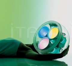 Итальянские напольные светильники - Напольный светильник Yang LED фабрика Artemide