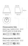 Настенный светильник Choose Artemide