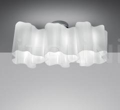 Потолочный светильник  Logico soffitto 3 in linea фабрика Artemide