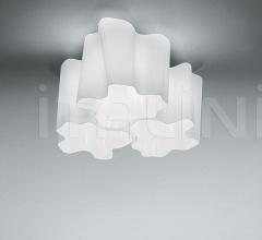 Потолочный светильник Logico soffitto 3x120° фабрика Artemide