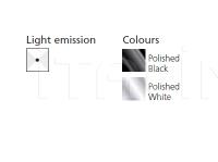 Подвесной светильник Nur Gloss Artemide