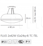 Подвесной светильник Spilli Artemide