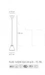 Подвесной светильник Pipe Artemide