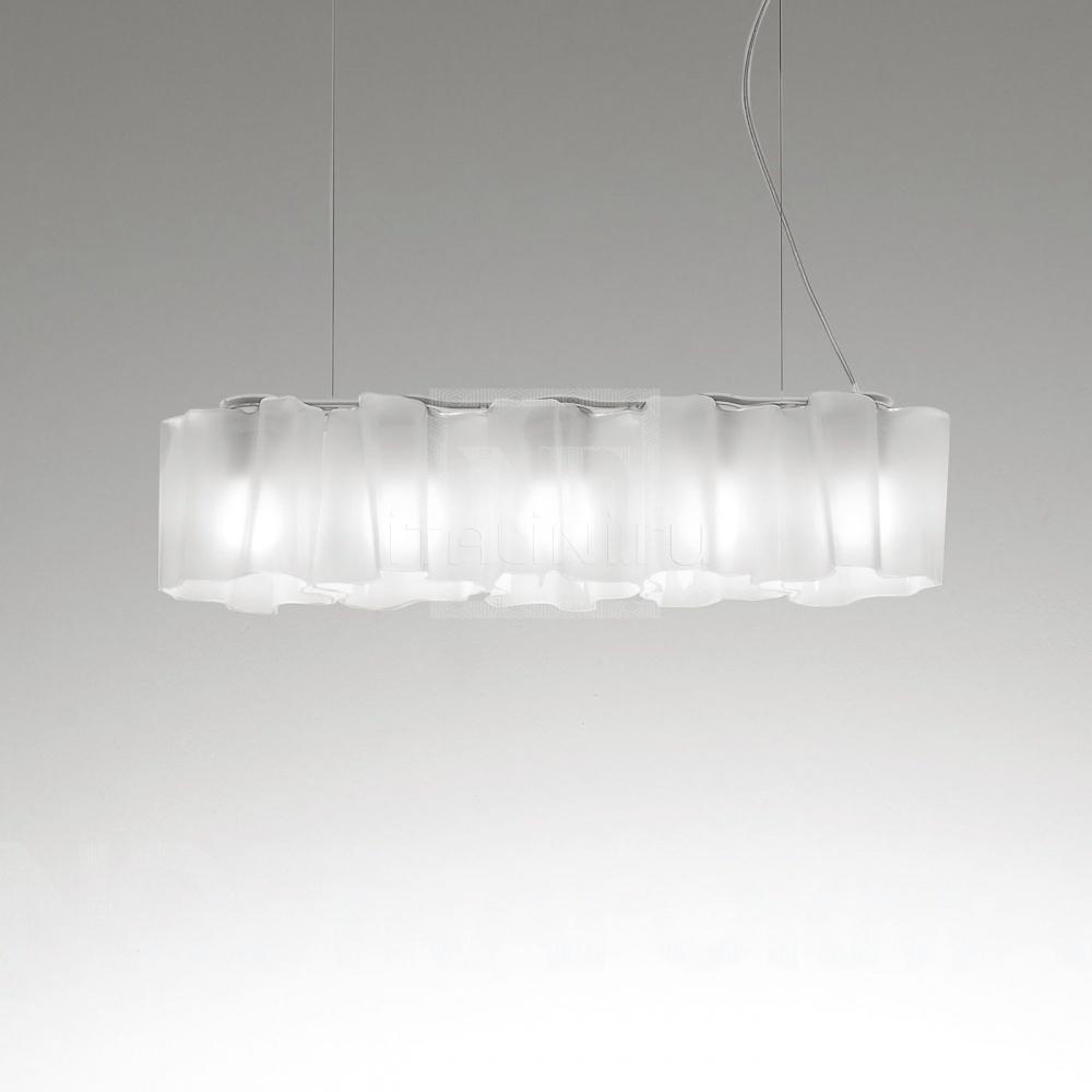 Подвесной светильник Logico sospensione nano 5 in linea Artemide