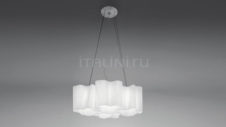 Подвесной светильник Logico mini sospensione 4x90° Artemide