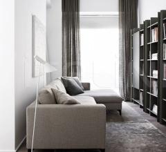 Модульный диван LOUIS UP фабрика Meridiani