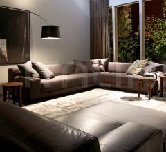 Модульный диван FRIEMAN фабрика Meridiani