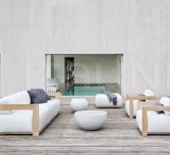Итальянские диваны - Диван CLAUD фабрика Meridiani
