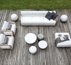 Итальянские кресла - Кресло CLAUD фабрика Meridiani