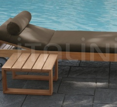 Итальянские столики - Столик SQUARE фабрика Meridiani