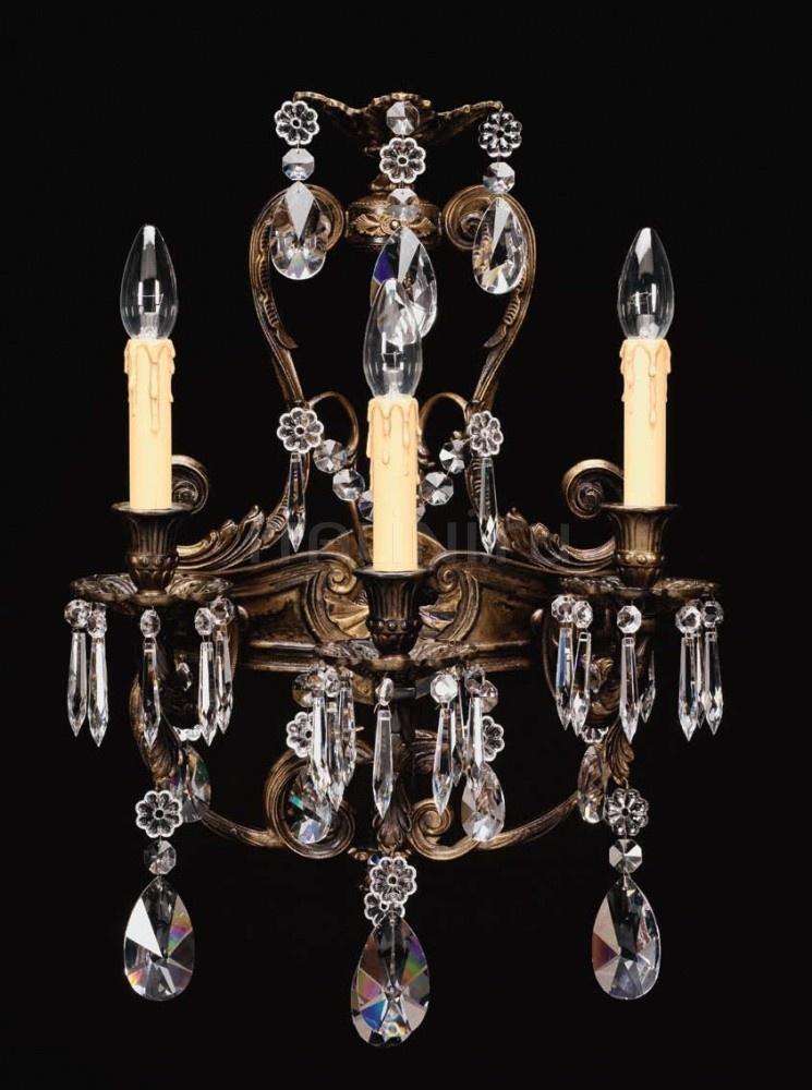 Настенный светильник A8-435/3 Badari Lighting