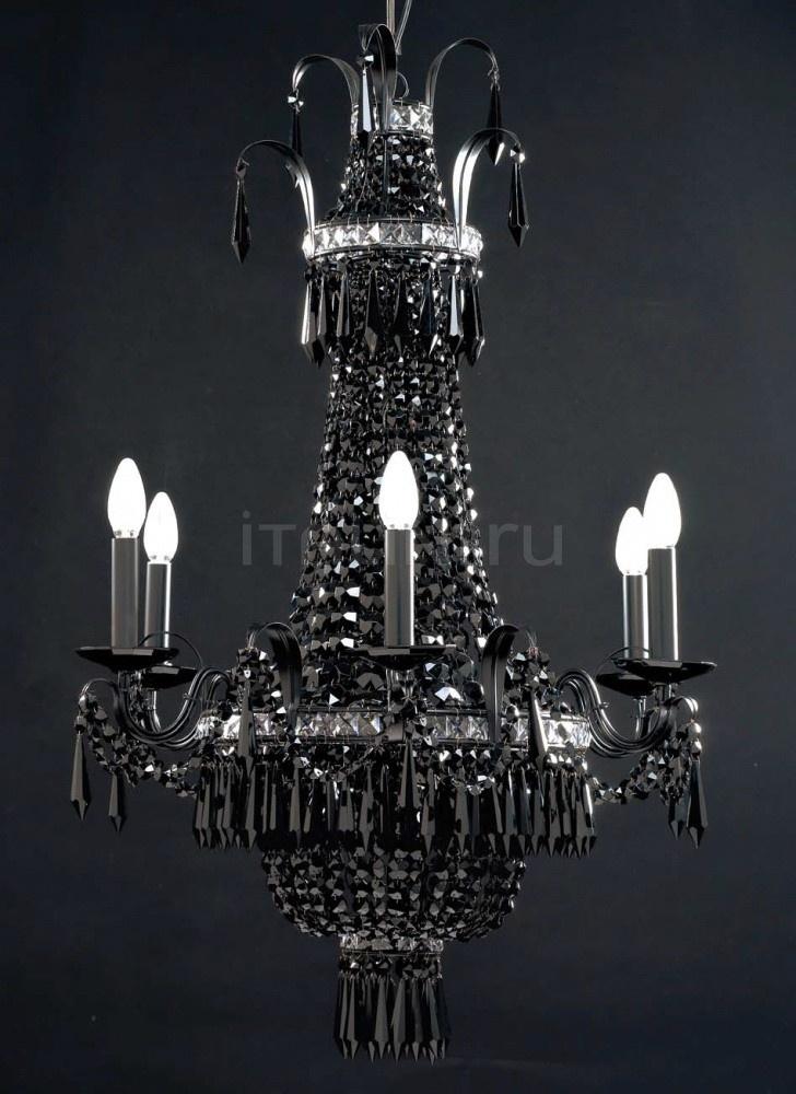 Люстра B4-TN/6BLK Badari Lighting