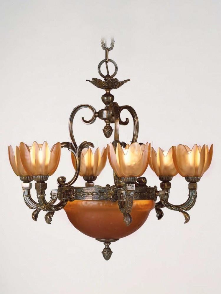 Люстра A5-601/6+3 Badari Lighting