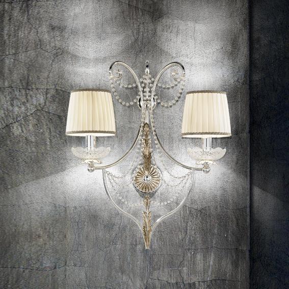 Настенный светильник PERLAGE 7060/A2 MM Lampadari