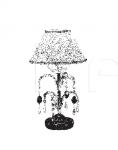 Настольный светильник ONICE 6862/L1 MM Lampadari