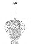 Подвесной светильник BALLOON 7026/1 MM Lampadari