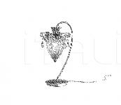 Настольный светильник RUGIADA 6957/L1 MM Lampadari