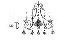Настенный светильник OTTOCENTO 6419/A2 MM Lampadari