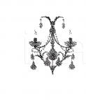 Настенный светильник SETTECENTO 6469/A2 MM Lampadari