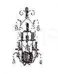 Настенный светильник SPECCHIO 6474/A5 01 MM Lampadari