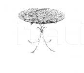 Столик BAROCCO 5098 MM Lampadari