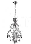 Подвесной светильник TRAMA 7072/1 MM Lampadari