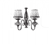 Настенный светильник NAPOLI 7056/A2 MM Lampadari