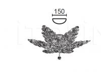 Потолочный светильник LINFA 6847/P6 MM Lampadari