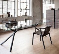 Стол обеденный Bamboo фабрика Lema
