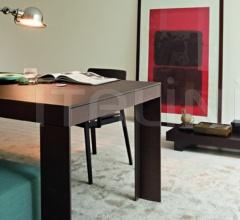 Раздвижной стол Nixy фабрика Lema