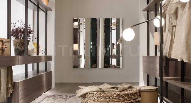 Настенное зеркало Mirage Lema