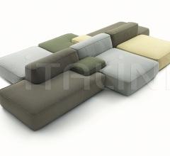 Модульный диван Cloud фабрика Lema