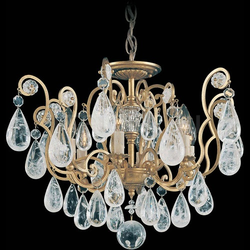 Потолочный светильник Rock Crystal 2484 Schonbek