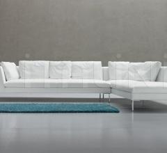 Модульный диван Luna фабрика Alberta Salotti