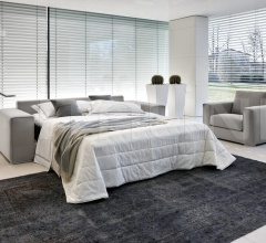 Модульный диван Manhattan фабрика Alberta Salotti