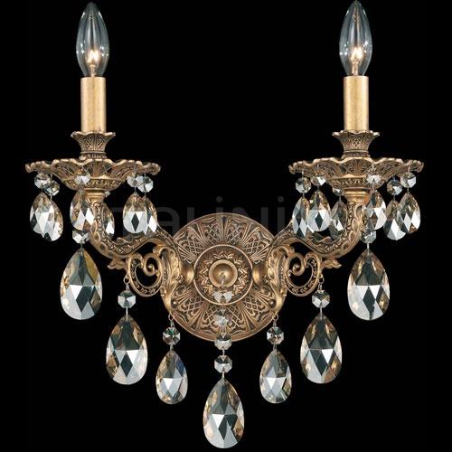 Настенный светильник Milano 5642 Schonbek