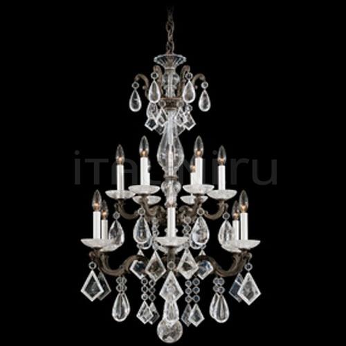 Люстра La Scala Rock Crystal 5409 Schonbek