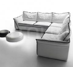 Модульный диван Pitagora фабрика Alberta Salotti