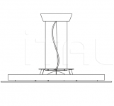 Подвесной светильник SONMI FontanaArte