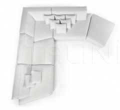 Модульный диван SLIDE SOFA фабрика Lago