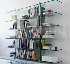 Книжный стеллаж TESO фабрика FontanaArte