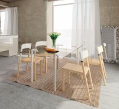 Стол обеденный AXYS фабрика Lago