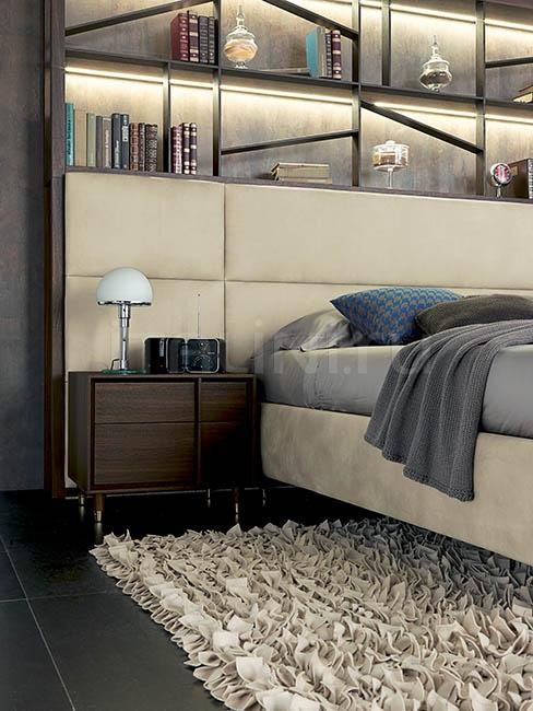 Кровать Bookcase Fimes