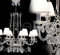 Люстра Rinascimento Art. 8120/8 фабрика Lamp International